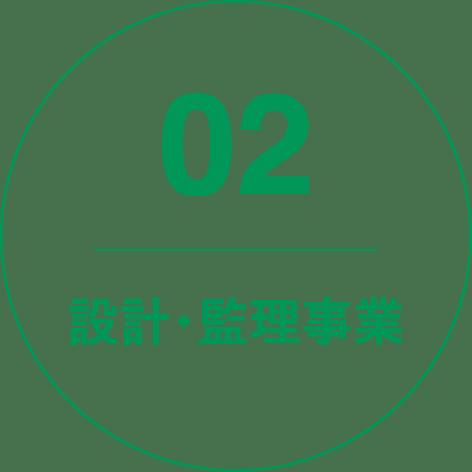 02設計・監理事業