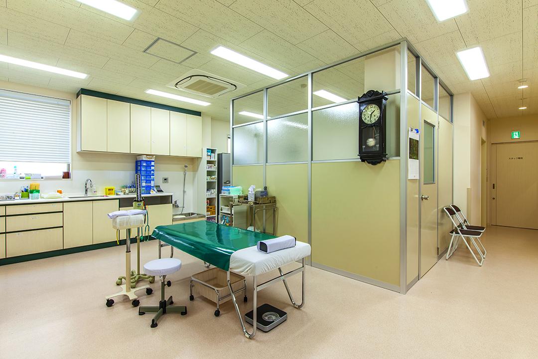 須田クリニック 診療室